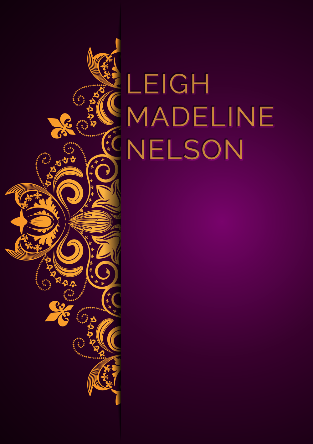 Leigh Madeline Nelson