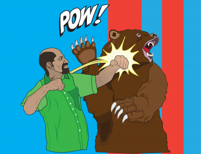 How To Fight A Bear